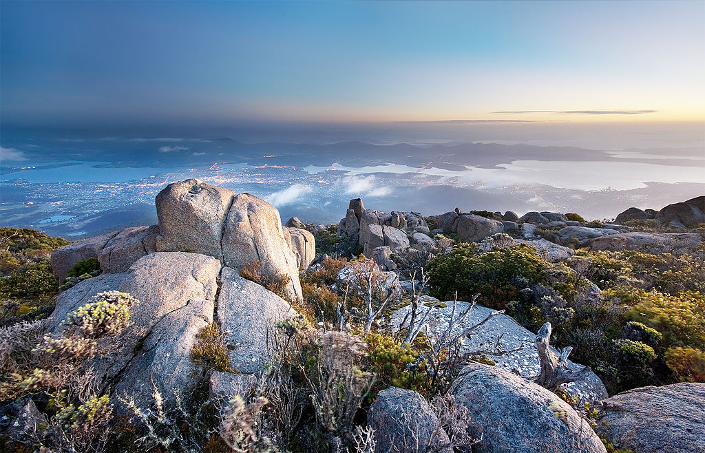 15 Best Landmarks in Tasmanian - Mount Wellington