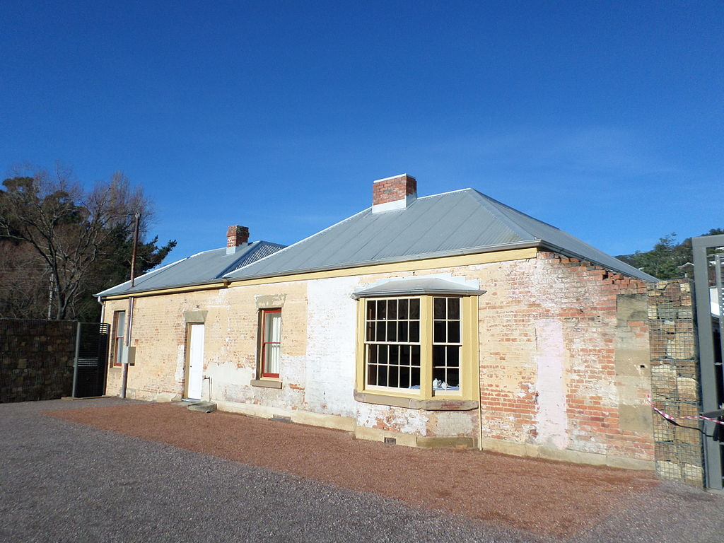 15 Best Tasmanian Landmarks - Cascades Female Factory Historic Site