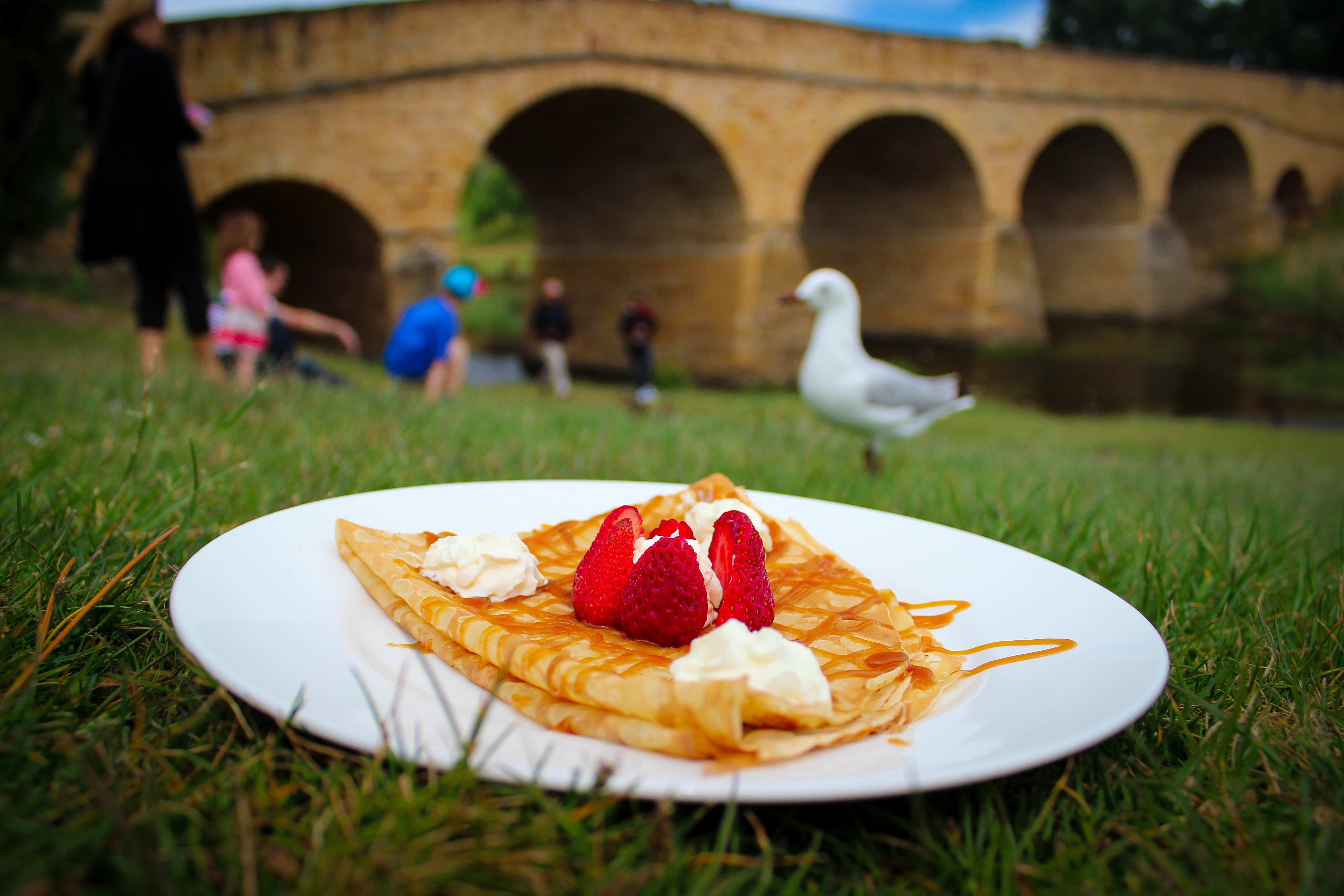 Best French crepes in Hobart