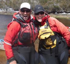 What to wear kayaking in Tasmania