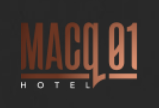Roaring 40s Kayaking recommends Macq01 Storytelling Hotel