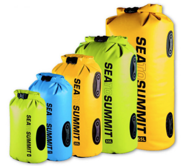 Roaring 40s Kayaking - Reg's Tips on Kayaking Dry Bags - Sea to Summit