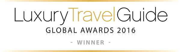 2016 Luxury Travel Guide Global Awards Winner - Adventure Tourism
