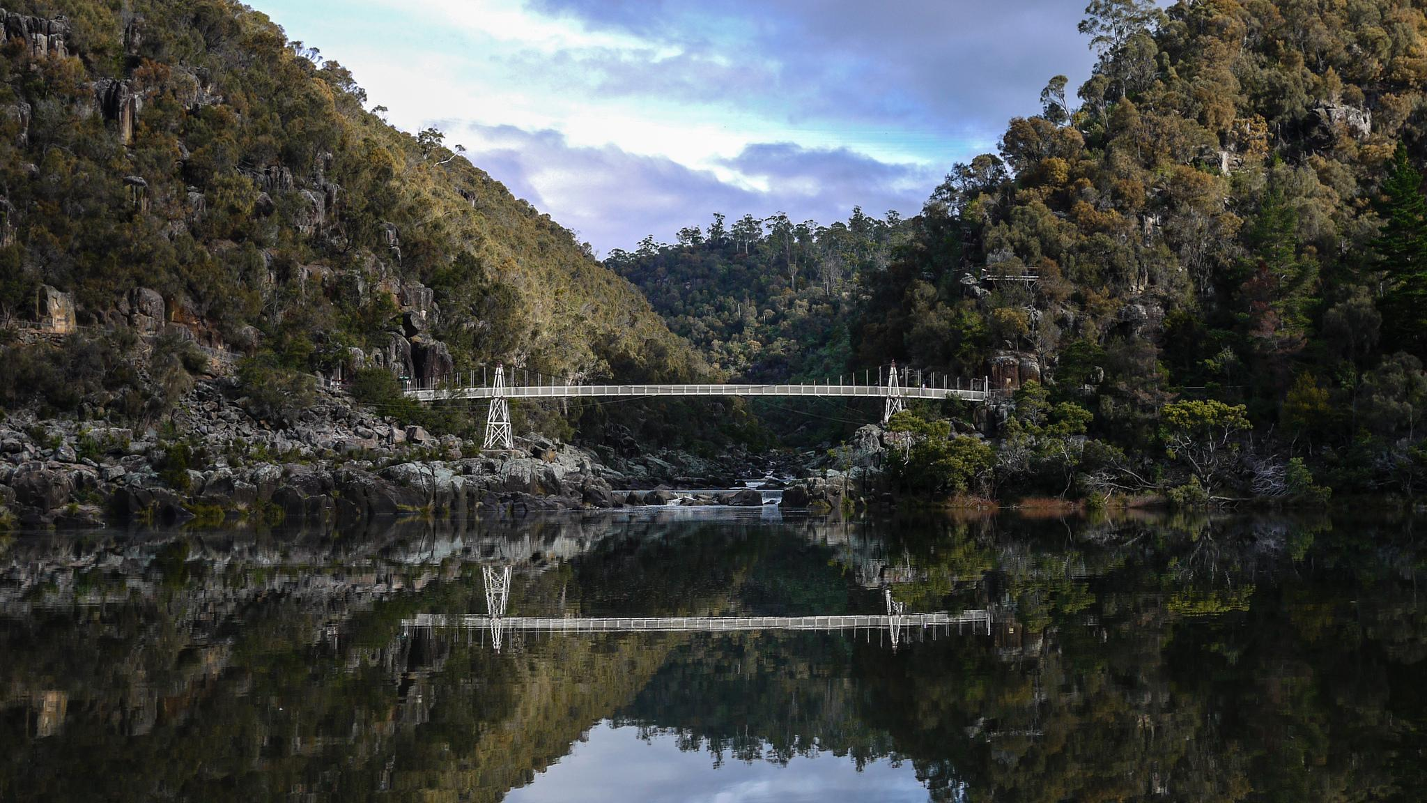 15 Best Tasmanian Landmarks - Cataract Gorge