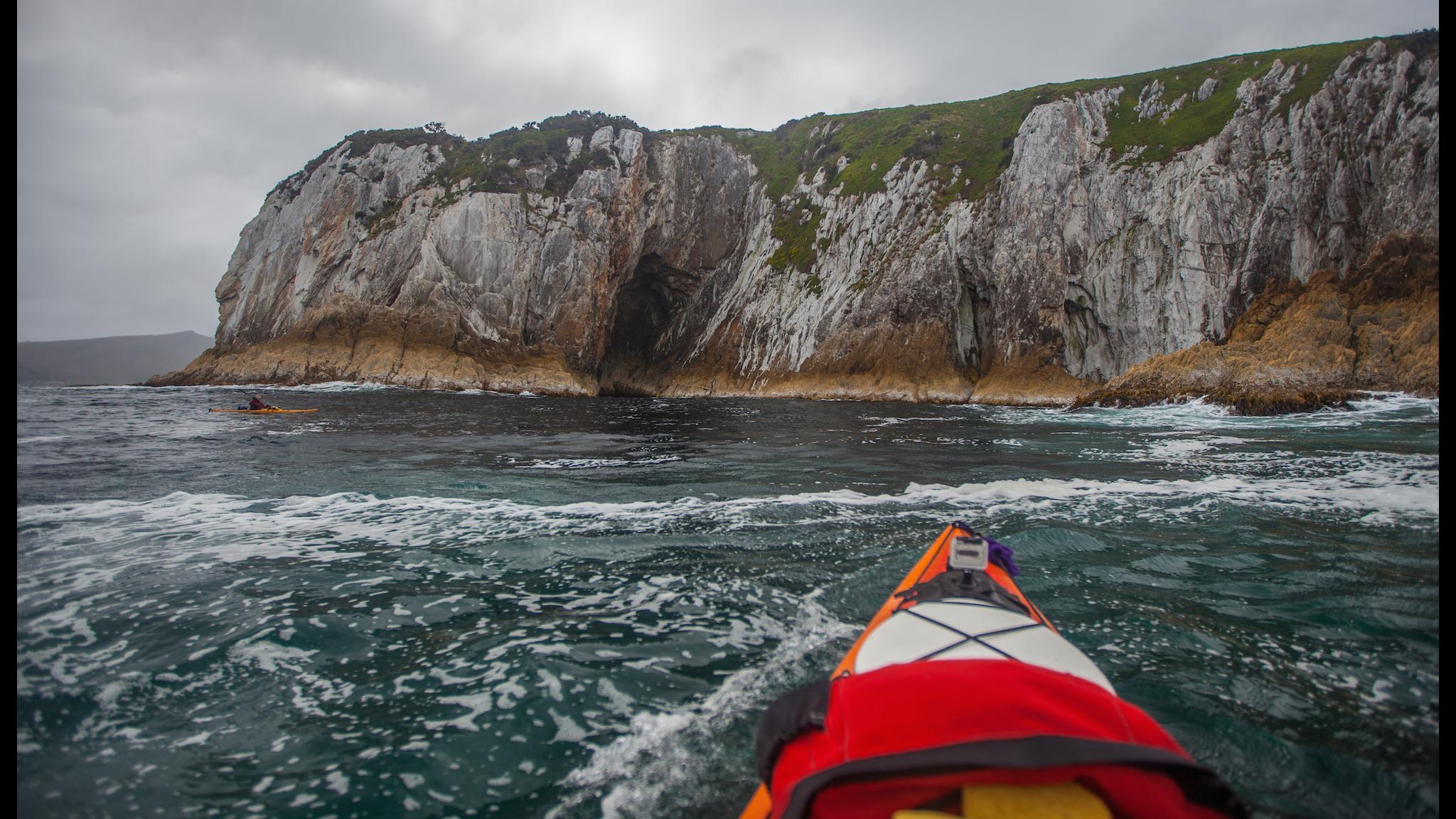 Breaksea Islands, Southwest Tasmania