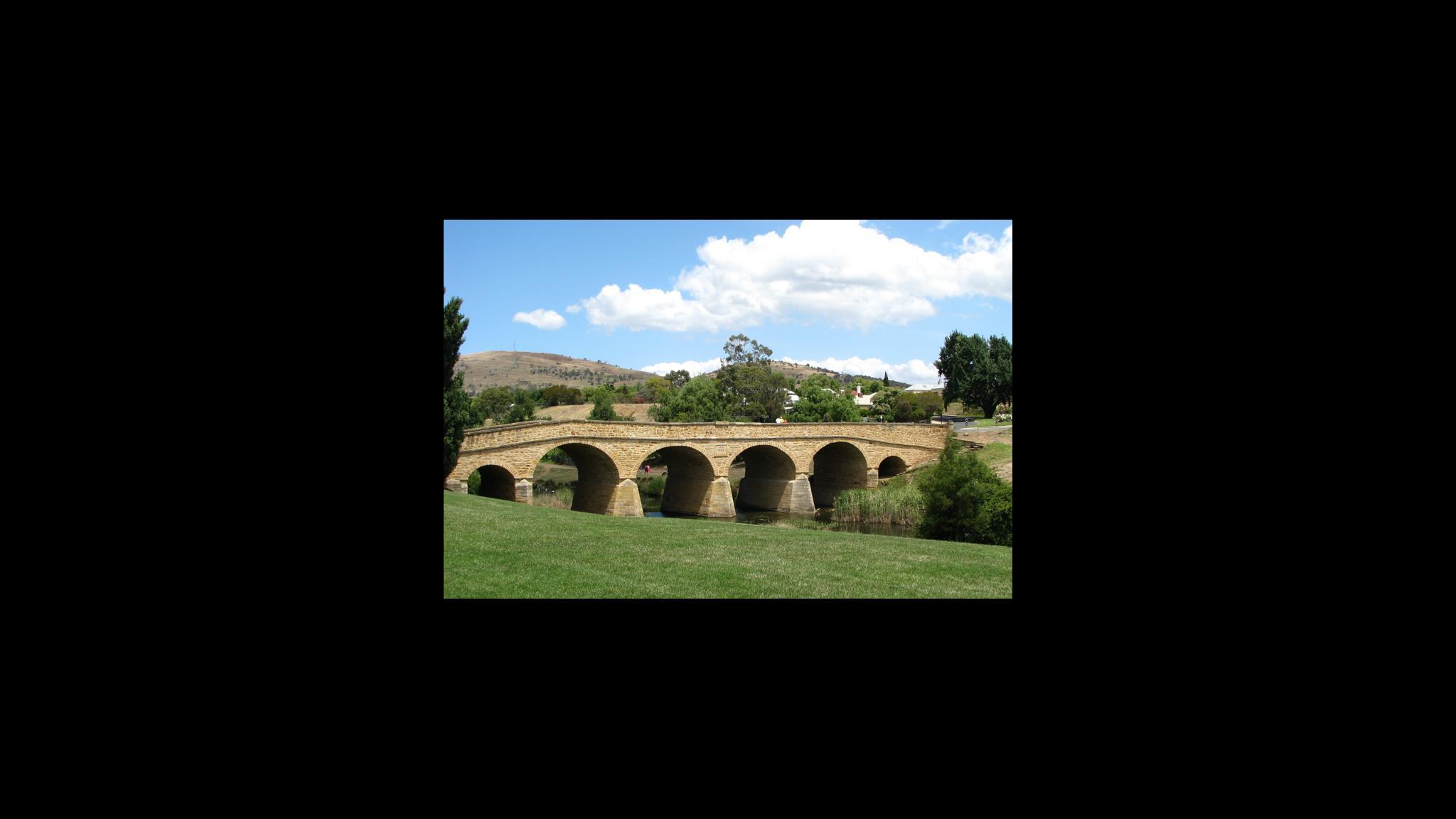 Richmond Bridge Tasmania