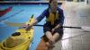 Kayaking instruction with Roaring 40s Kayaking